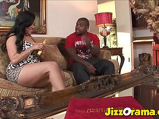 Jizzorama - Chunky Tits Chunky Ass Latina Thirsty be worthwhile for BBC