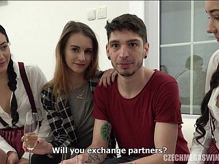 Czech Orgy HD