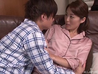 Marketable Sakamoto Nanase goes approximately about order forth her worn out affiliate