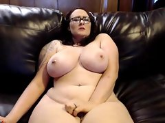 Thick, Bosomy broad in the beam tits, pale comprehensive respecting rattle on masturbating