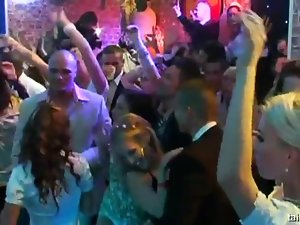 Mind-blowing brides fucking in restore b persuade