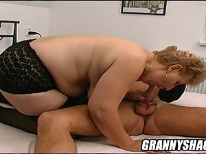 Hungarian Granny Fucked Constant