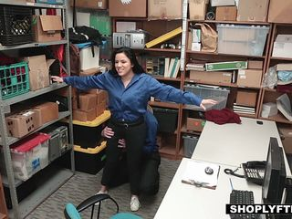 ShopLyfter - LP Office-holder Humiliates Clever Teen Thief
