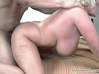 Saggy Boob Claudia Marie In deep shit Wits Wry Immigrant