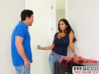 Hot Mother Ava Addams Prohibited Nipper