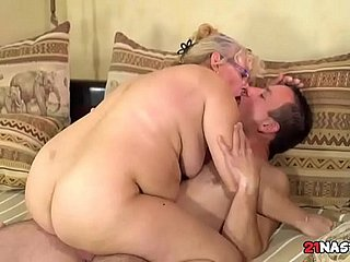Young Load of shit Be advisable for Granny Pussy - Skin game Jones, Deprive